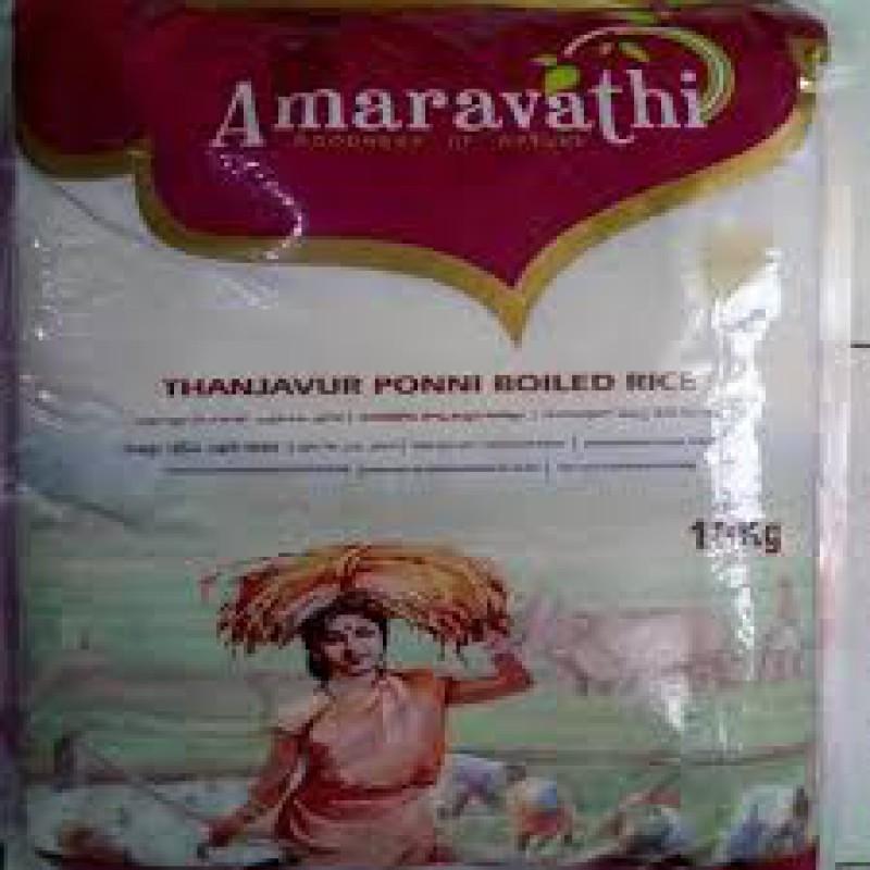 Amaravathi Thanjavur Ponni boiled rice