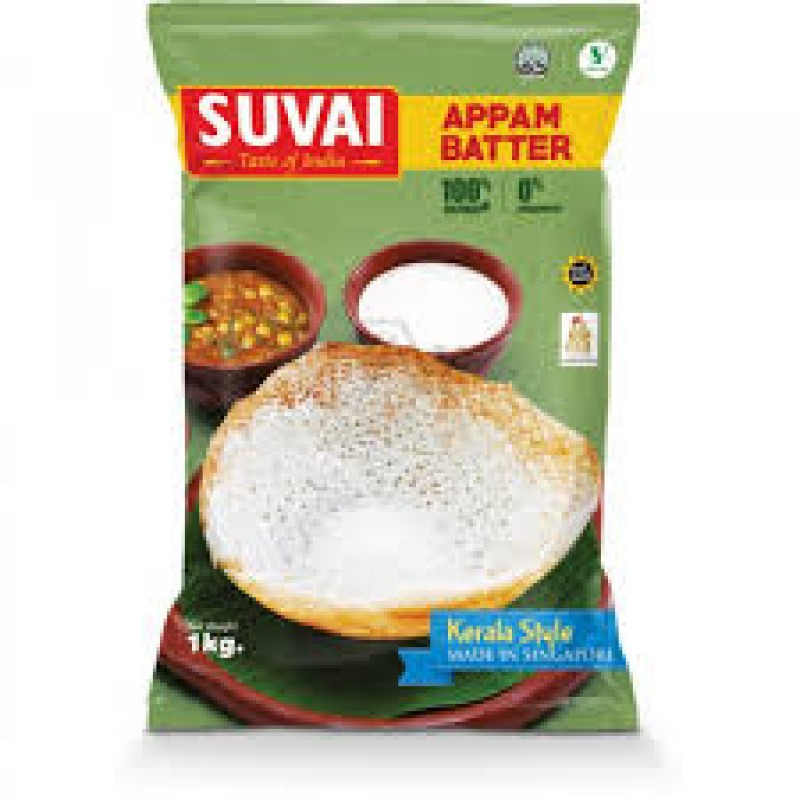 Suvai Appam Batter